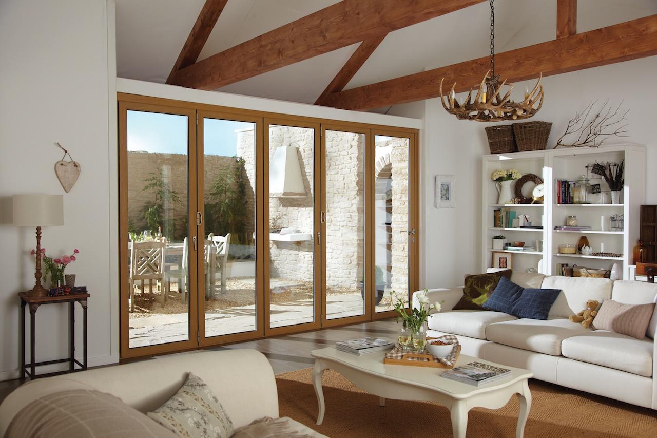 Bi Fold Doors Orrell Windows Ltd