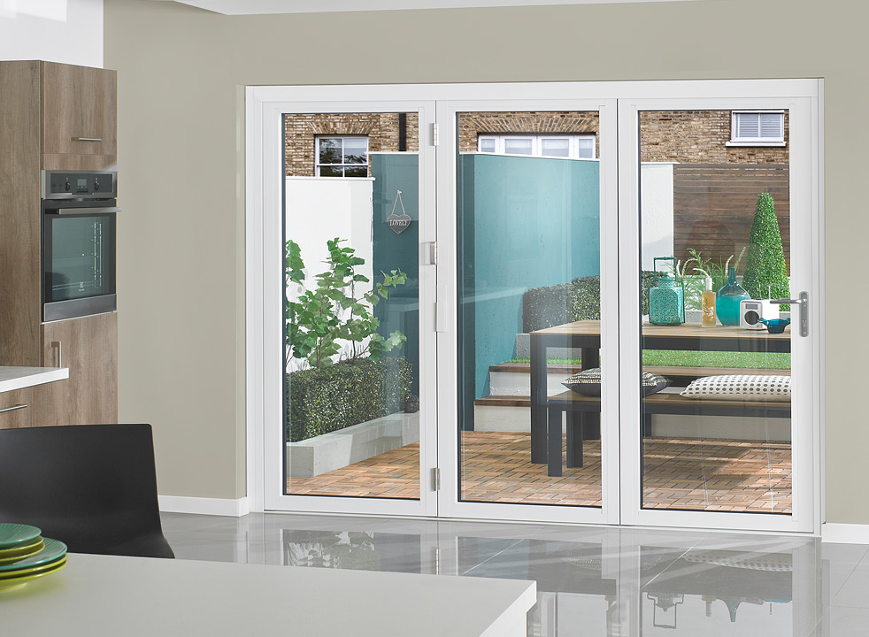 Gallery orrell windows ltd for Triple french doors exterior