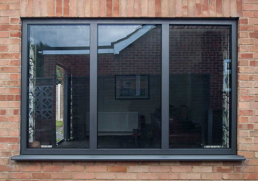 Aluminium orrell windows ltd for Aluminium glass windows and doors