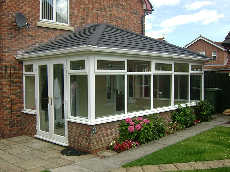 Solid Roof Systems Orrell Windows Ltd